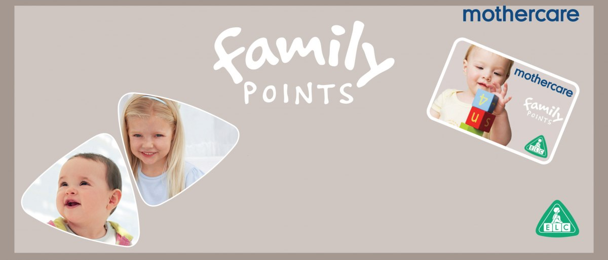 Family points CARD